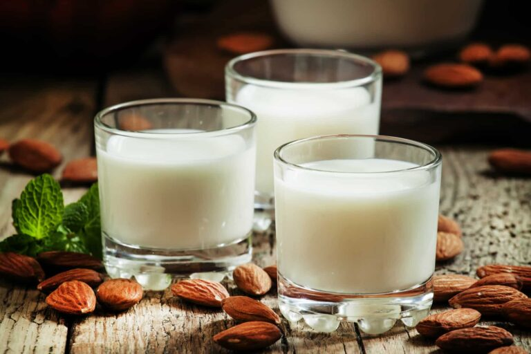 Can You Freeze Almond Milk?