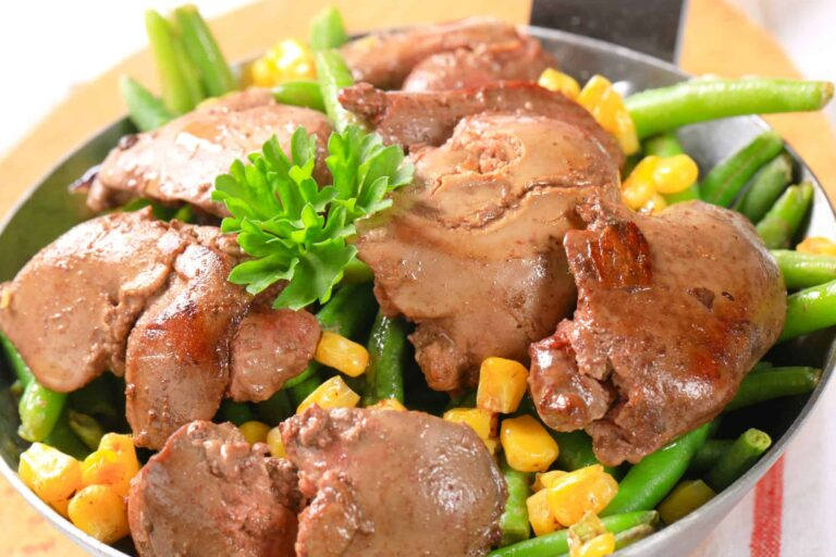 How Long Does Cooked Chicken Liver Last In The Fridge?